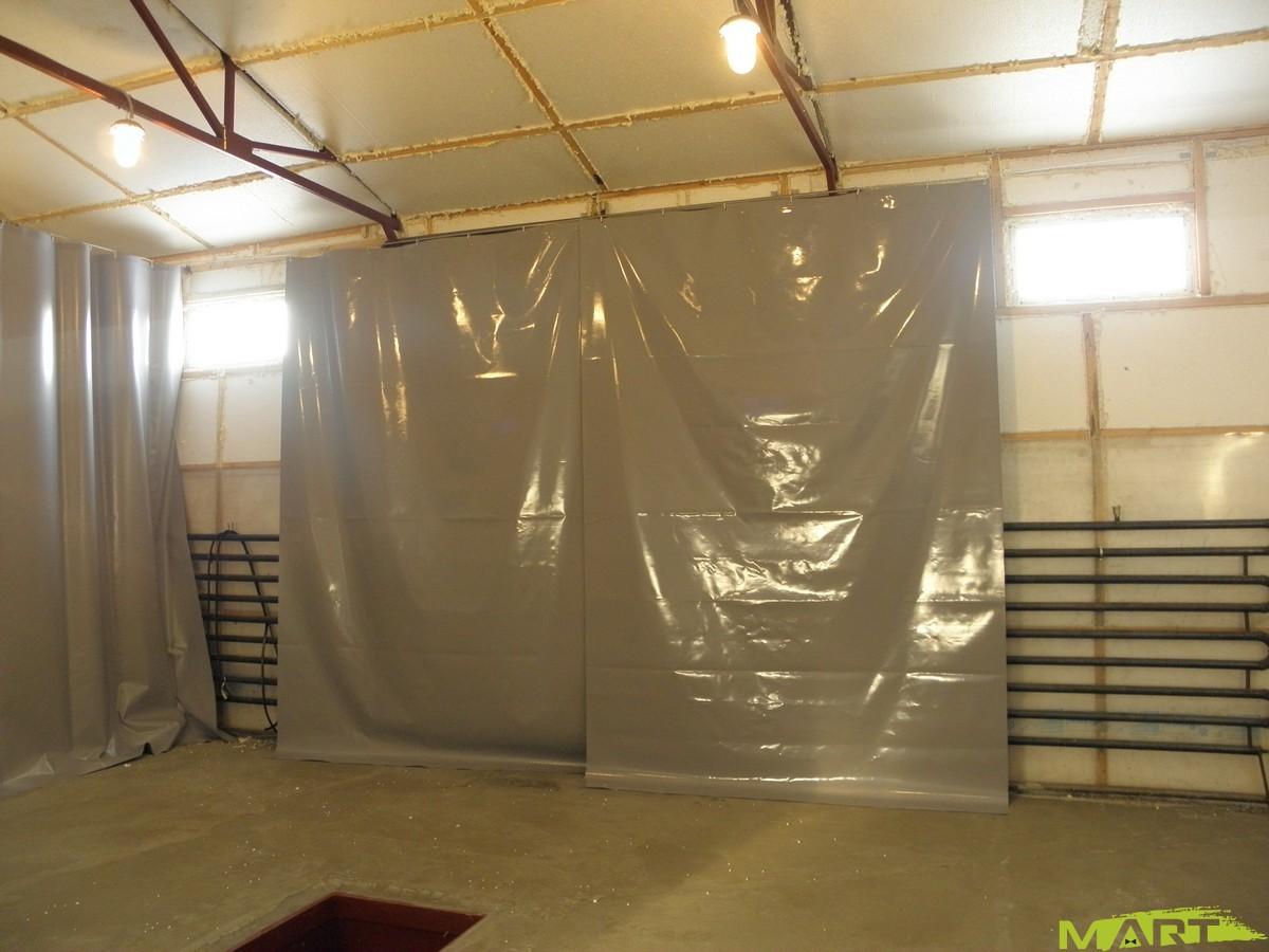 Как сделать штору для гаража 372